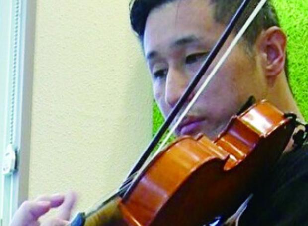 バイオリン弾いてみたい人集まれ!